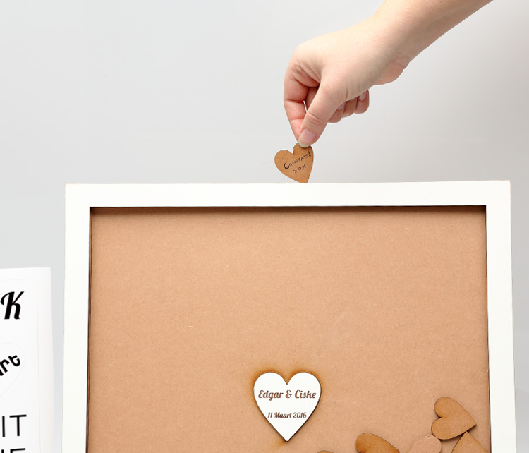 Hearts-Guestbook