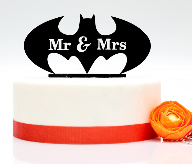 Mr & Mrs Batman